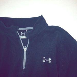 Sweatshirt   Under Armour Fleece Pullover Half Zip